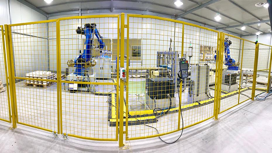 DPF催化器自动检测线