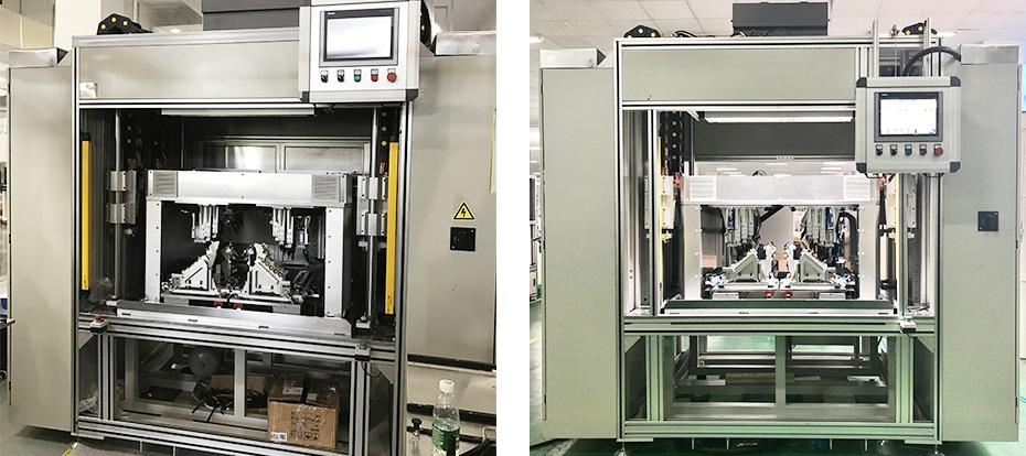 热铆焊接技术