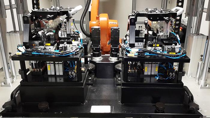 智能自动化生产线