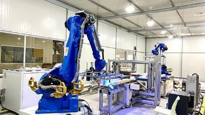 自动化流水生产线主要应用在哪些行业