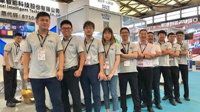 中卓智能出席上海国际工业装配及传输技术展览会