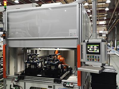 塑料激光焊接技术智能改造案例