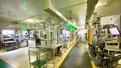 车灯自动化生产线是否能够提高生产率