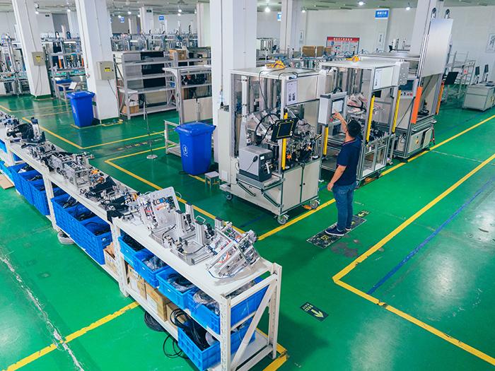 中卓智能-生产设备
