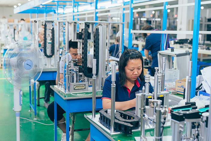 中卓智能-产品生产
