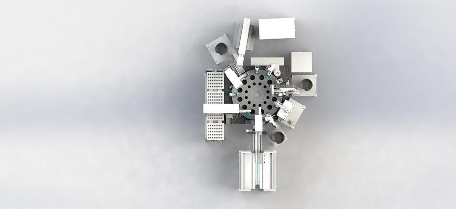 传感器全自动生产线详情图2
